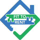 Fit to Rent logo